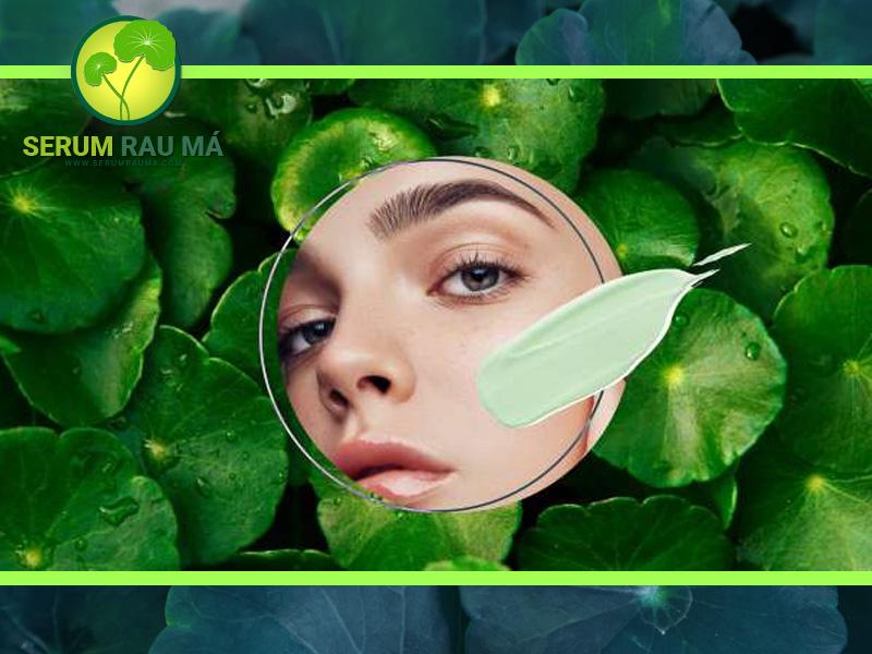 10+ Cách làm đẹp bằng rau má