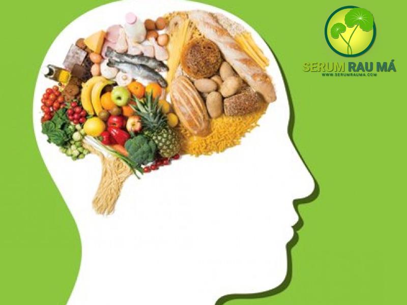 Rau má có hỗ trợ tăng cường trí nhớ không?