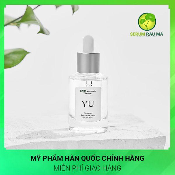 Serum rau má cho da nhạy cảm Yu Cosmetics