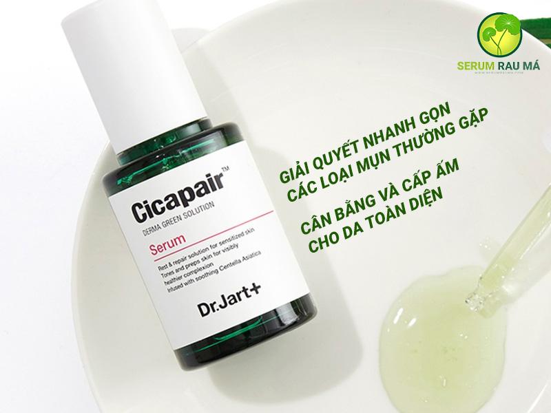 Công dụng serum rau má Dr.Jart+