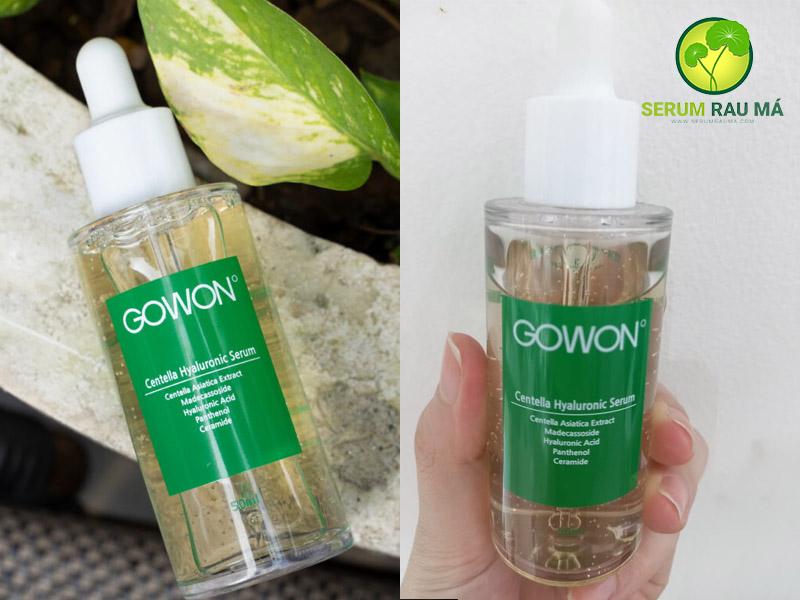 Cách sử dụng GOWON Serum