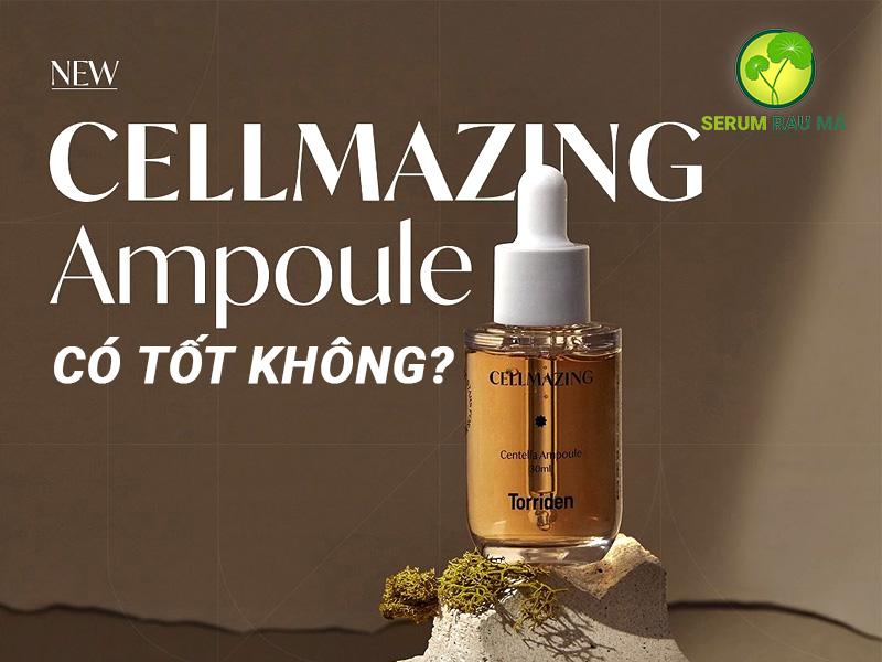 Torriden Centella Ampoule siêu phẩm cấp ẩm da và trị mụn nhanh chóng