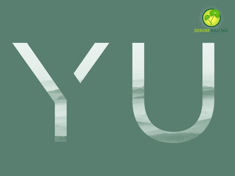 Logo Thương Hiệu Công TY TNHH YU Cosmetics