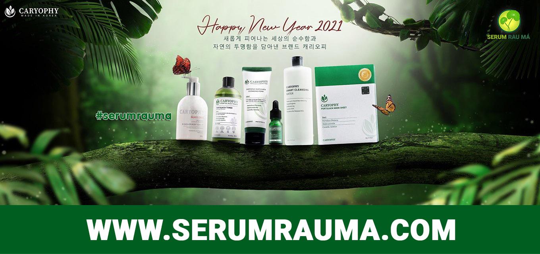 Serum Caryophy Chính Hãng giải pháp sạch mụn trong 28 ngày